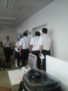 福岡高校さん