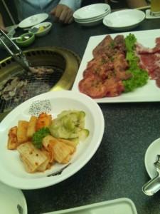安比のお肉…美味。